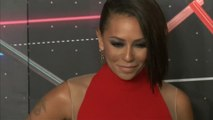 Mel B insists she's on good terms with Geri Horner