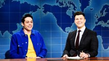 Weekend Update: Pete Davidson on R. Kelly and Michael Jackson
