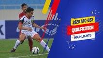 """10 phút cuối như """"phim hành động"""" ở cuộc đọ sức giữa U23 Indnesia vs U23 Brunei   VFF Channel"""
