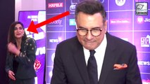Boman Irani Gets ANGRY In Middle Of The Interview | REEL Movie Awards 2019