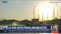 60% des français préfèrent l'heure d'été à l'heure d'hiver ... et c'est bon pour le commerce