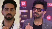 Ayushmann Khurrana's brother Aparshakti Khurana opens up on his COMPETITION with brother   FilmiBeat