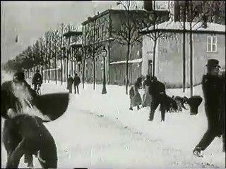Lumière: Bataille de neige (1897)