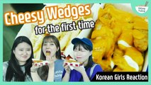 Only in Malaysia KFC?! l Korean girls reaction l Blimey in Penang ep.01