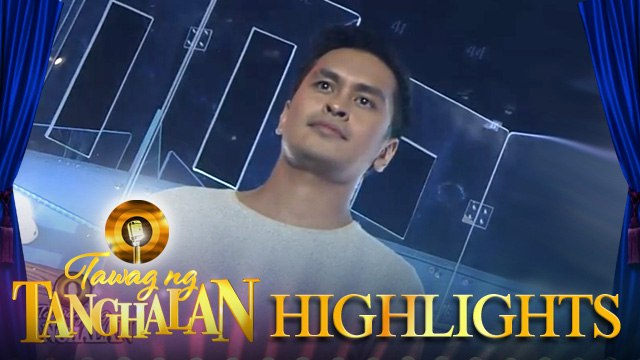 Jethro Adriano steals the Golden Microphone   Tawag ng Tanghalan