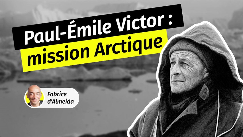 Paul-Émile Victor, l'explorateur à la rencontre des Inuits