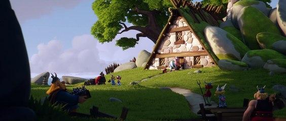 Astérix : Le Secret de la potion magique :  Bande annonce - Vidéo à la Demande d'Orange