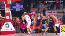 The ENEOS Playmaker: Vassilis Spanoulis, Olympiacos Piraeus