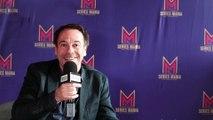 Séries Mania 2019 : nous avons discuté séries avec l'écrivain Michel Bussi