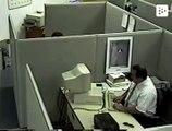 Un mal día en la oficina lo tiene cualquiera