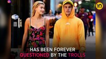 Justin Bieber slams a troll talking about his wife Hailey Baldwin, also mentions ex Selena Gomez