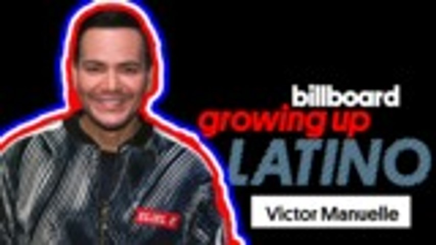 Victor Manuelle Talks Favorite Puerto Rican Foods & His Childhood Fear of 'El Cuco' | Growing Up Latino