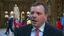 Arron Banks criticises Rees-Mogg for backing May's deal