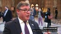 Francois on Brexit Commons 'shambles'