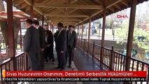Sivas Huzurevinin Onarımını, Denetimli Serbestlik Hükümlüleri Yapıyor