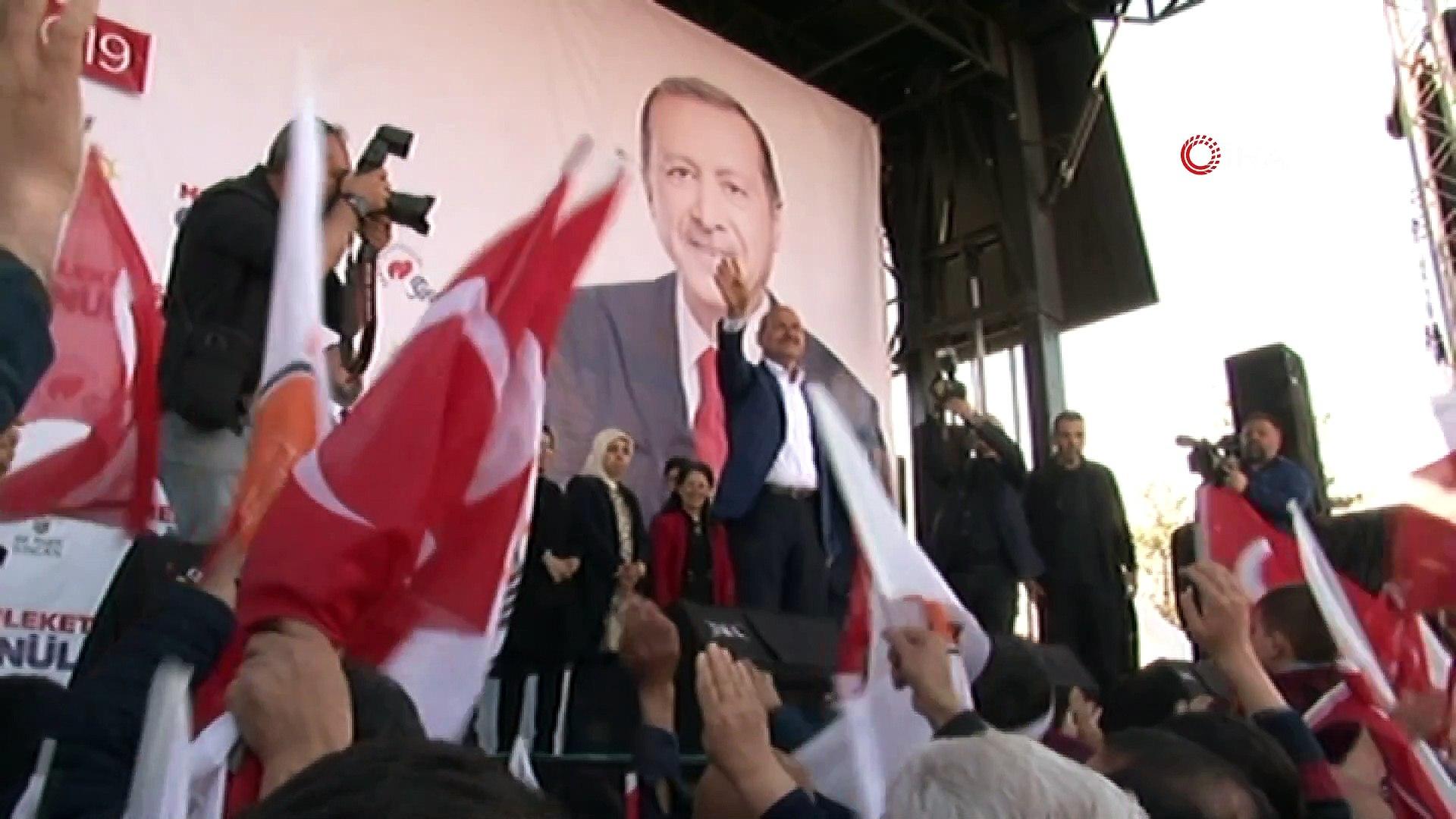 Bakan Soylu:'Bu ülkeyi kimseye tehdit ettirmeyiz'