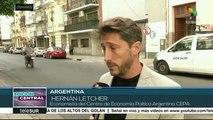 Argentina: unas 30 empresas cierran diariamente en el país