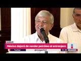 López Obrador confirma que México dejará de vender petróleo al extranjero | Noticias con Yuriria
