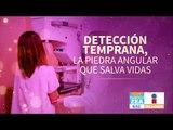 Día Mundial contra el Cáncer de Mama | Noticias con Francisco Zea