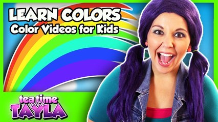 Learn Colors - Color Videos for Kids