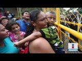 Así tratamos los mexicanos a los migrantes hondureños | Noticias con Ciro Gómez Leyva