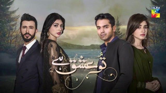Tu Ishq Hai Last Epi Promo HUM TV Drama 27 March 2019