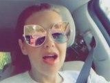 Thalia es detenida por conducir a exceso de velocidad | Noticias con Zea