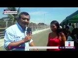 Ya llegó 3era caravana migrante a México, esta viene de El Salvador | Noticias con Yuriria