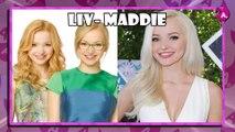 Liv et Maddie Avant et Après 2016 (Liv et Maddie série télévisée)