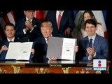 Así fue el último día de gobierno de Enrique Peña Nieto | Noticias con Ciro