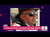 10 años de cárcel en Estados Unidos a extesorero de Hugo Chávez | Noticias con Yuriria