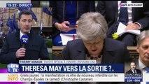 Brexit: Theresa May quittera ses fonctions avant la prochaine étape de négociation avec l'Union européenne