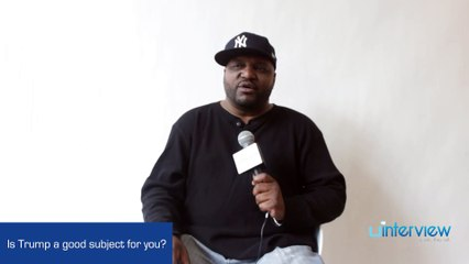 Comedian Aries Spears On New Stand-Up Material & Donald Trump