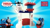 Thomas and Friends Mega Bloks Thomas and Harold Sodor Search and Rescue || Keiths Toy Box