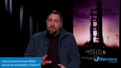 Todd Douglas Miller On 'Apollo 11,' Landing A Man On The Moon