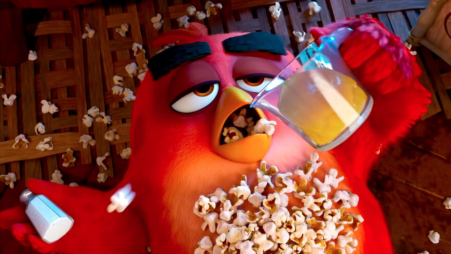 The Angry Birds Movie 2 Official Trailer Video Dailymotion