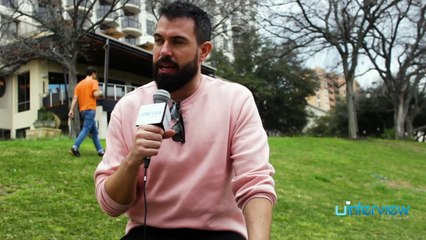 Tom Cullen Discusses His Directorial Debut Film 'Pink Wall' At SXSW 2019