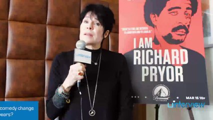 Jennifer Pryor, Widow Of Richard Pryor, On 'I Am Richard Pryor' Documentary