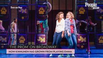 'The Prom' Star Caitlin Kinnunen On Her 'Refreshing' Broadway Role: 'She Is Who She Is'