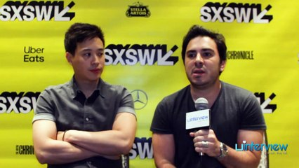 Hayden Szeto & Grant Rosenmeyer On Film 'Come As You Are'