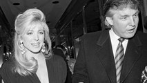 Did Marla Maples Cheat on Donald Trump?