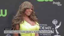 Wendy Williams Found Drunk and Rushed to Hospital After Checking Out of Sober Living House