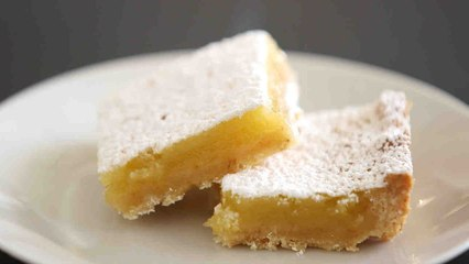 How to Make the Perfect Lemon Bar Every Time