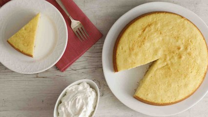 Classic and Easy Yellow Cake Batter