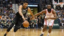 Should Giannis Antetokounmpo or James Harden Win the NBA MVP?