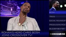 Chris Bosh On Playing In Miami And Toronto