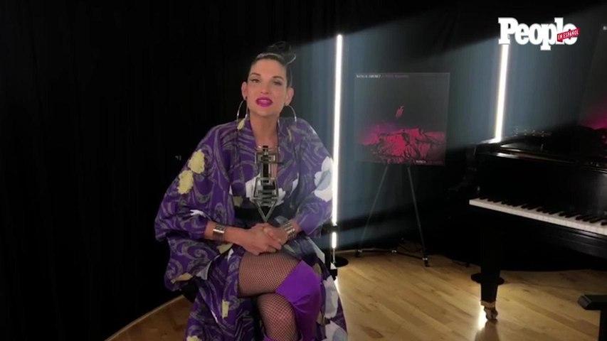 Natalia Jimenez habla sobre su nuevo sencillo