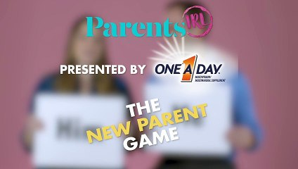 The New Parent Game