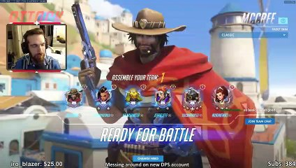 Blinky Mccree  Aim Is for Losers!