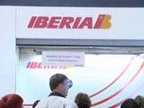 Los pilotos de Iberia anuncian huelga para este mes